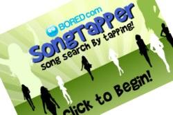 Rhythmus tippen mit Songtapper